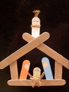 manualidad navidad 2